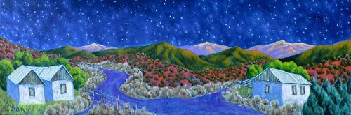 Jennifer Cavan - Paintings and Art