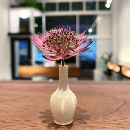 Vases & Vessels by Yuta Segawa seen at Rebecca Overmann, San Francisco - Porcelain Vase