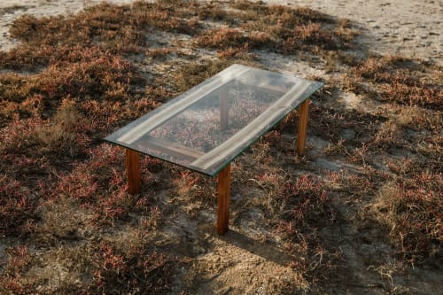 Tables by Remi Creative Furniture seen at Townsville, Townsville - Driftwood coffee table