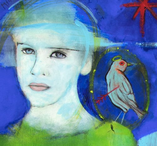 Isa  D'Arleans - Paintings and Art