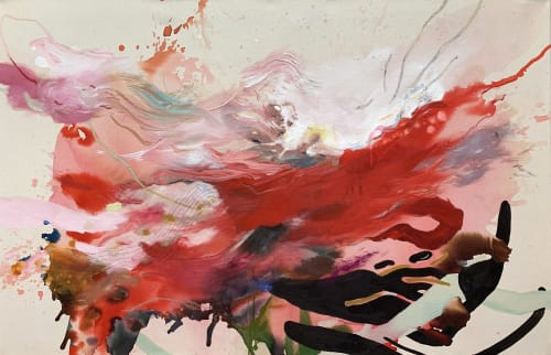 Jessica Matier - Paintings and Art Curation
