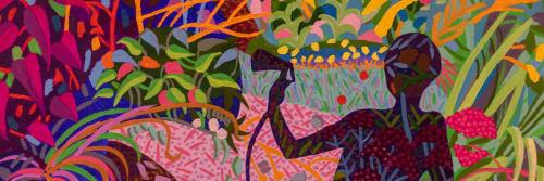Helena Wurzel - Paintings and Art