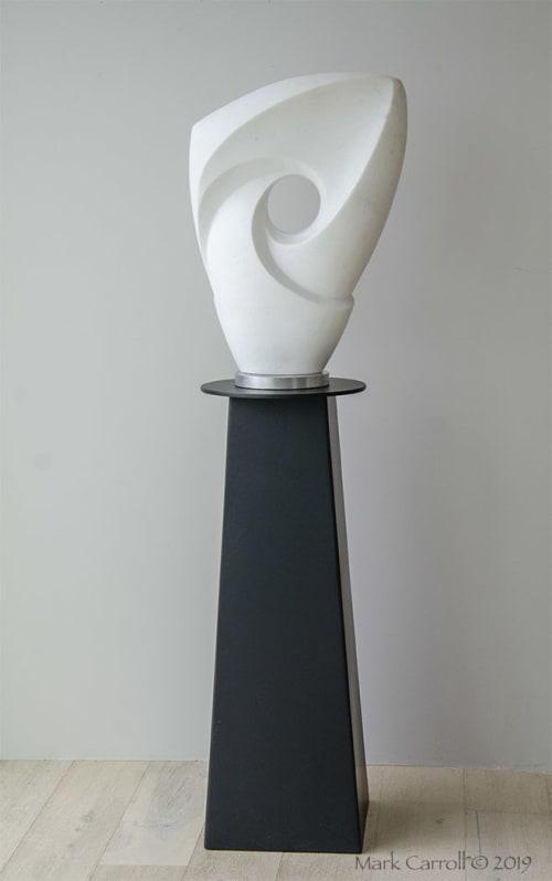 Sculptures by The Sculpture Studio LLC - Marble Vortex