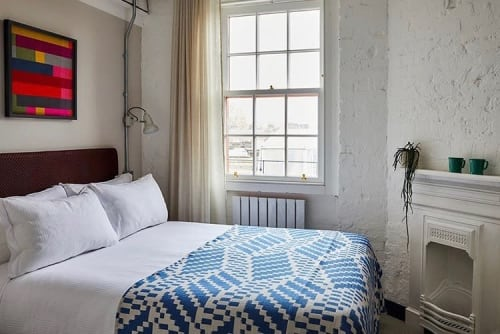 Linens & Bedding by Beatrice Larkin seen at The Buxton, London - Rope Throw