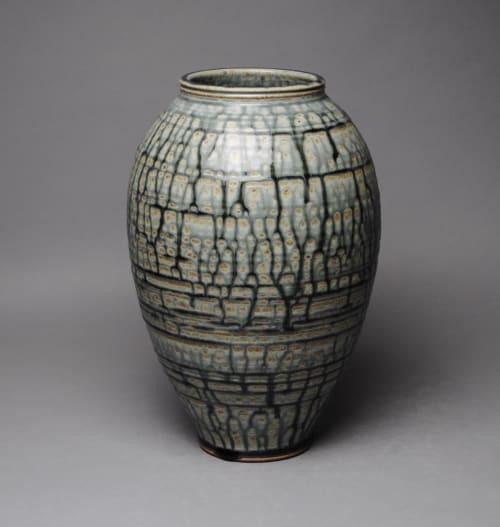 Vases & Vessels by John McCoy Pottery seen at Private Residence, Hartford - Vase