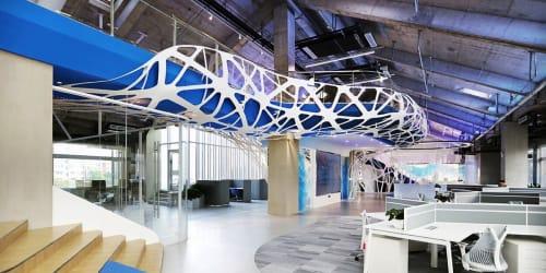Lighting by Studio Illumine seen at Beijing, Beijing - Boston Scientific Interior Lighting Designs
