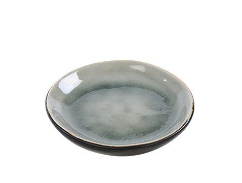 Ceramic Plates by Mieke Cuppen seen at Hiša Franko, Kobarid - Gastro tiny plate
