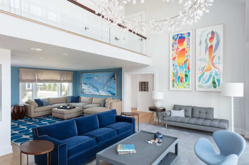 Art & Wall Decor by George Bates Studio seen at Private Residence, Bay Head - ThreeHundredThirtyThreeThousand / Along / Warm