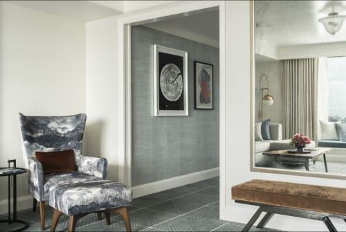 Art & Wall Decor by Erik Linton seen at Four Seasons Hotel San Francisco, San Francisco - Tree Ring Art