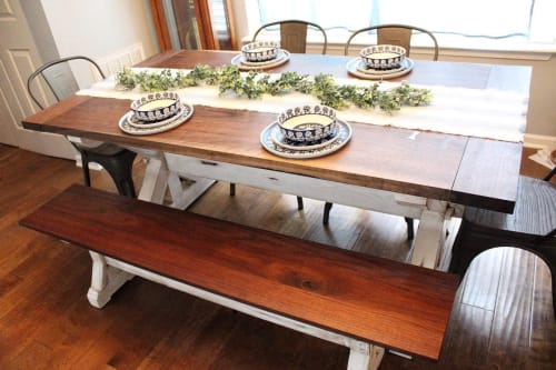 Clines Crafted Woodworking LLC - Tables and Furniture
