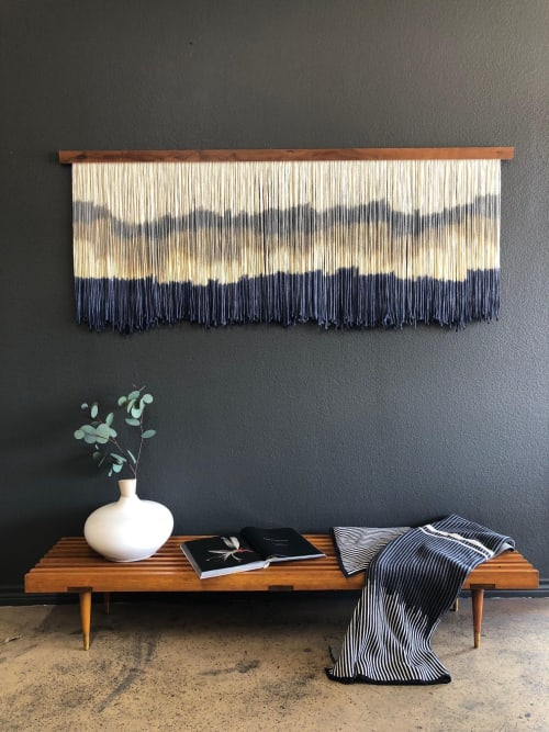 Wall Hangings by Lauren Williams seen at Private Residence, Miami - Blue Lagoon