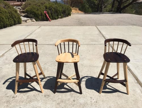 Roger Combs Woodworker - Chairs and Furniture