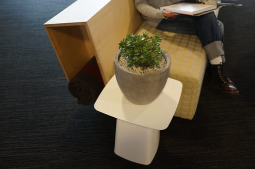 Tables by george simons | office for DESIGN seen at Amazon, Seattle - Series One_2017_Side Table