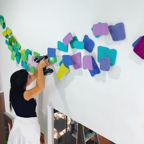 Ari Robinson - Paintings and Wall Hangings