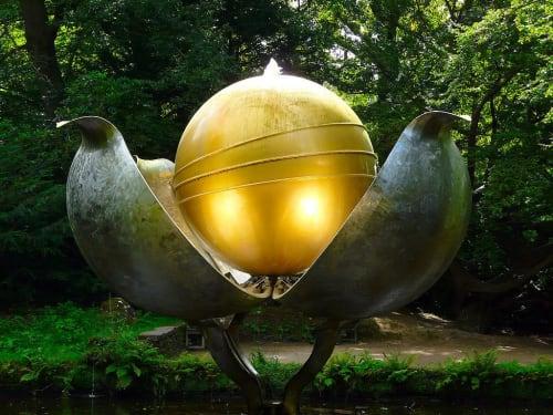 Angela Conner Studio - Public Sculptures and Public Art