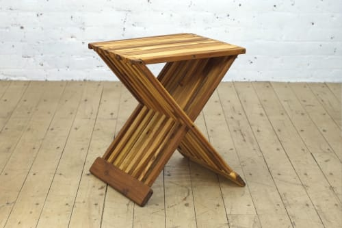 Rekal Folding Table   Tables by From the Source