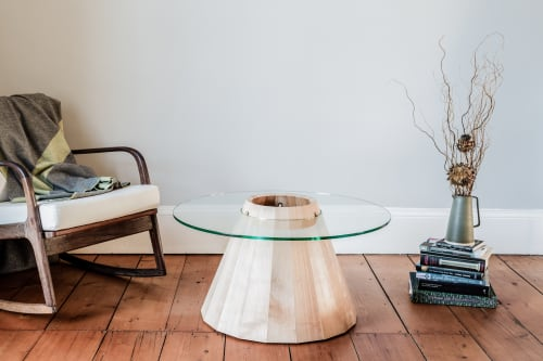 Tables by Colin Harris seen at Private Residence, Dublin, Ireland, Dublin - phoenix I