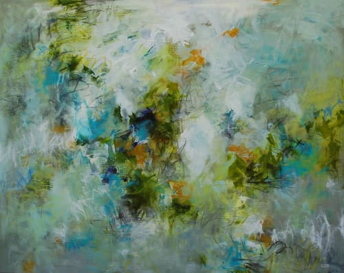 Christina Doelling, Abstract Artist - Paintings and Art