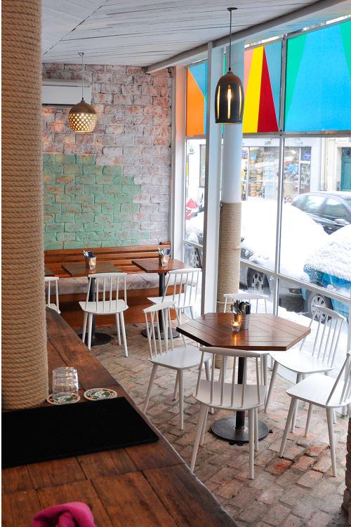 Le Mary Celeste, Bars, Interior Design