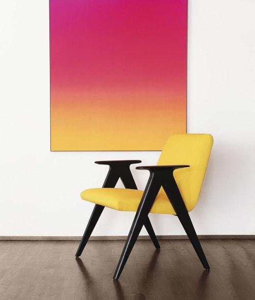 Chairs by STUA seen at Private Residence, San Sebastián - Libera armchair