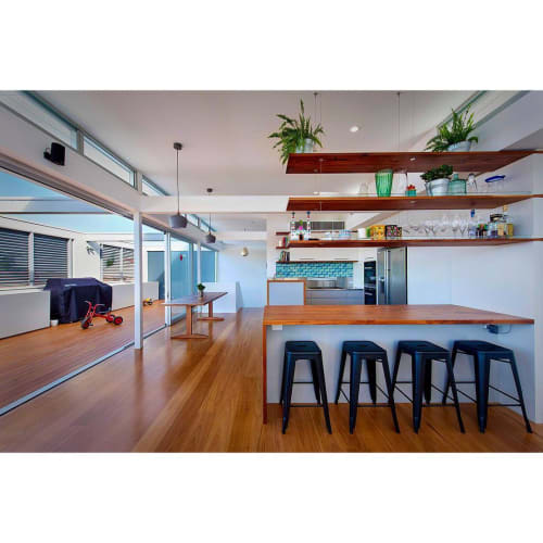 Furniture by Aaron Pitt seen at Private Residence, Bondi Beach - Furniture & Fixtures