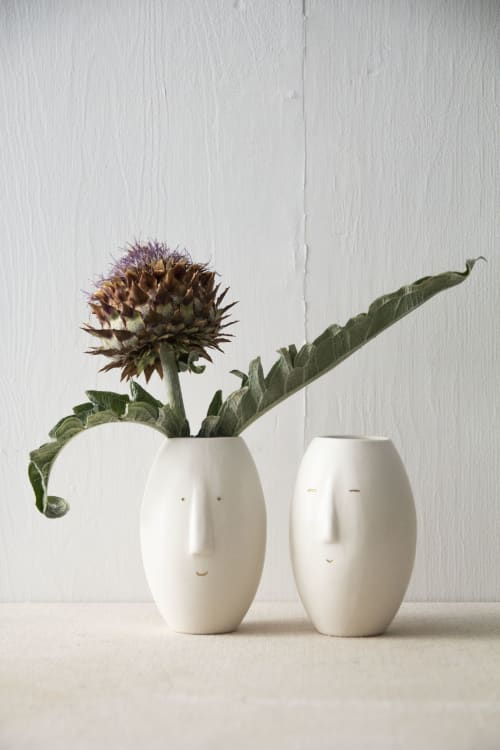 Vases & Vessels by Kristina Kotlier seen at Private Residence, Chicago - Sweet Sam Vase