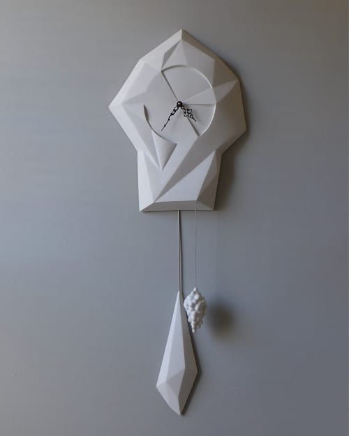 Art & Wall Decor by STEFAN HEPNER / STUDIO seen at Private Residence, Brooklyn - 'CuCoo' clock