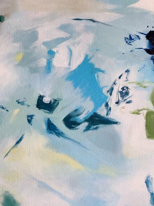 Paintings by Maggie Perrin-Key seen at Atlanta, Atlanta - Commission Painting