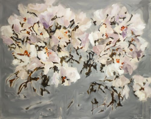 Paintings by Ashley Joon seen at Private Residence, Denver - Elizabeth