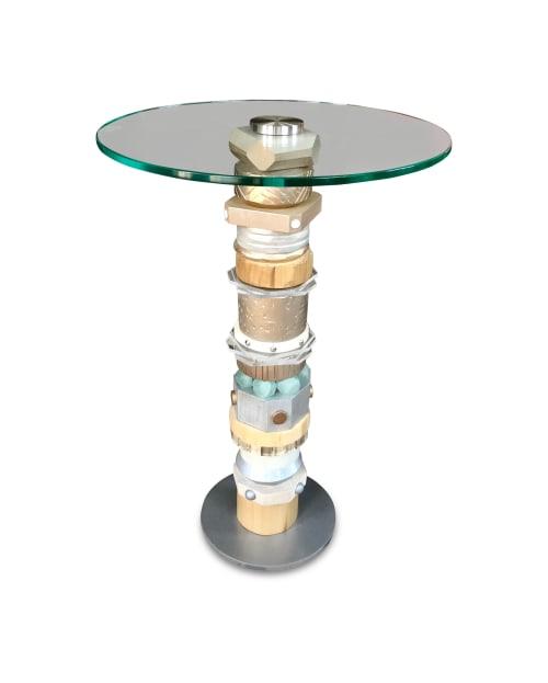 Tables by Andi-Le seen at Private Residence, Aspen, Aspen - Seyshelles