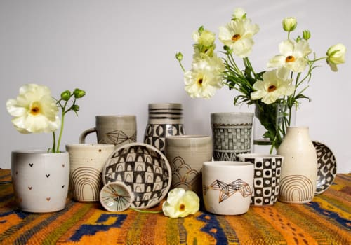 Pickle Pottery - Cups and Vases & Vessels