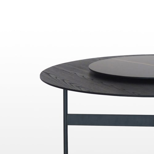 Tables by Massimo Mariani seen at Milan, Milan - Notes