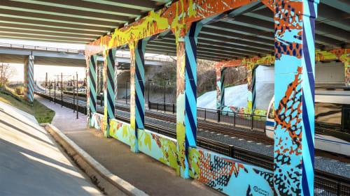 Sharon Dowell Art, LLC - Art and Street Murals