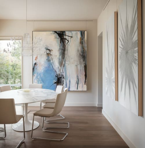 Interior Design by Jenifer Kent seen at Private Residence, Los Altos Hills - California Home & Design - Gary Hutton Design project
