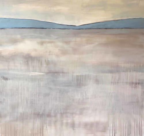 'THE PiONEER'   Paintings by Linnea Heide contemporary fine art