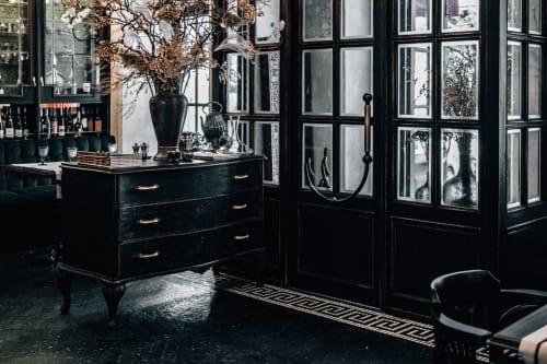 Interior Design by Studio Belenko seen at Odesa, Odesa - BRUNO Flemish Restaurant