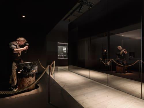 Interior Design by 1zu33 seen at Fiera Milano | Rho, Rho - Booth at Eurocucina 2016, Gaggenau