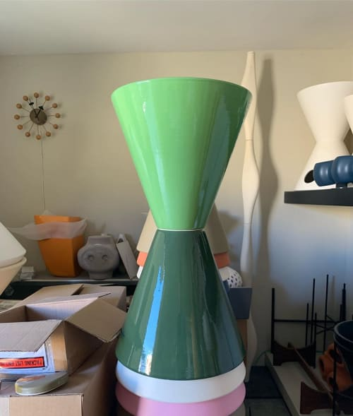 Vases & Vessels by Vessel USA Inc. seen at Private Residence, Escondido - Vase