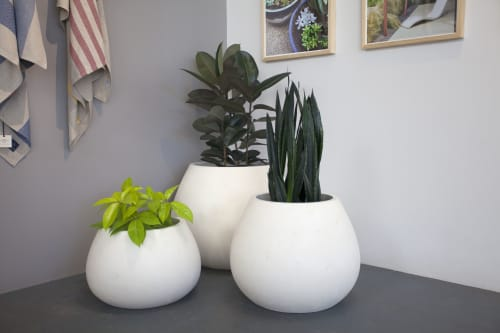 Plants & Landscape by Concreteworks seen at Bay Area Made x Wescover 2019 Design Showcase, Alameda - Miles Planter