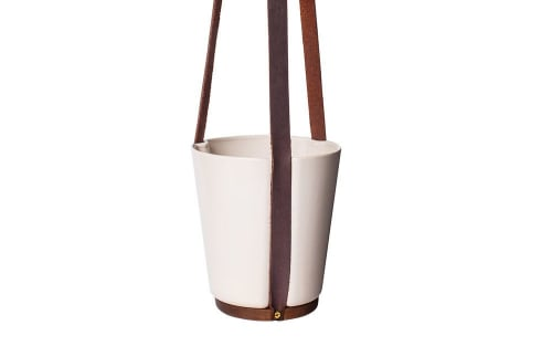 Base Hanging Planter   Vases & Vessels by Fire Road