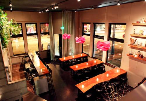 Maven, Bars, Interior Design