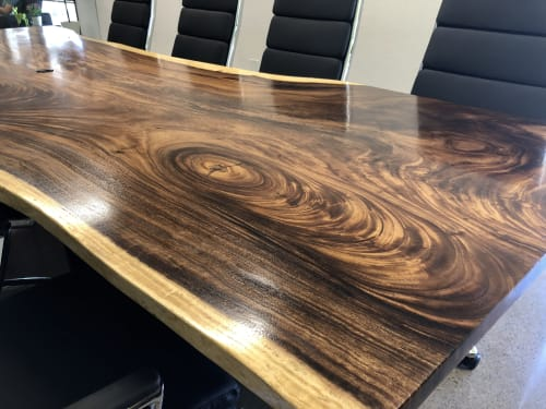 Live Edge Conference Table | Tables by Live Edge Lust | ParaCore in Phoenix