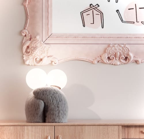 Lighting Design by Mark Mitchell Design seen at Private Residence, London - Hug Lamp