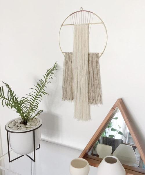Wall Hangings by Attalie Dexter Home + Accessories at Private Residence, Los Angeles - Medium Doorway Wall Hanging