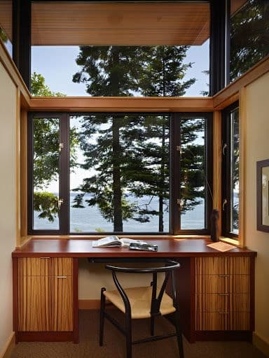 Architecture by Finne Architects seen at Private Residence, Port Ludlow - Architecture Design