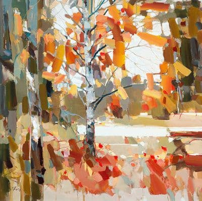 "Art & Wall Decor by YJ Contemporary seen at East Greenwich, East Greenwich - Josef Kote ""Beyond the Fall"""