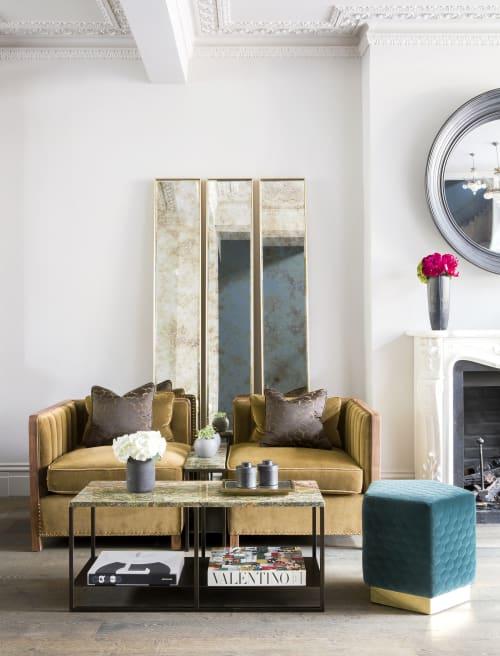 Chairs by Casa Botelho seen at Private Residence, London - Joao botelho