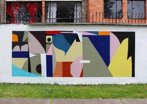 Sebastian Villabona - Art and Street Murals