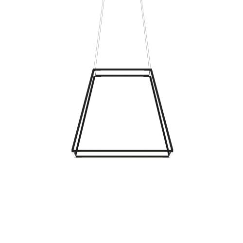 Z-Bar Pendant Rise Square | Pendants by Koncept