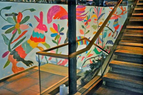 ABEL MACIAS STUDIO - Murals and Art